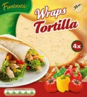 DEVELEY TORTILLA  FANTASTIC 4X25CM 250G.