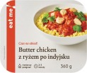EAT ME BUTTER CHICKEN Z RYŻEM PO INDYJSKU 360G